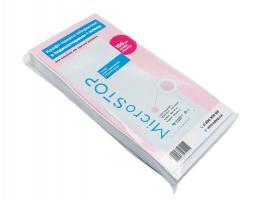 Пакеты для сухожаровой стерилизации крафт 100x200 белые, 100шт.
