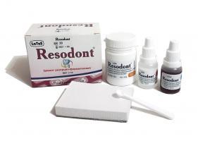 Резодонт Resodont, резорцин-формалиновый для пломбир. каналов, 40г+12мл+12мл