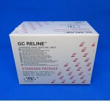 Релайн Reline, перебазировочная безметилметакрилатная пластмасса, 80г+50мл+15г