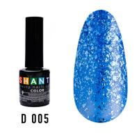 Гель лак Diamond D5, 9мл