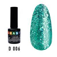 Гель лак Diamond D6, 9мл