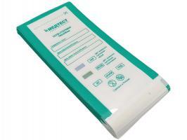 Пакеты для сухожаровой стерилизации крафт 100x200 прозрачные, 100шт.