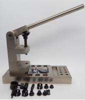 Пресс для ремонта стоматологических наконечников, анодированная сталь
