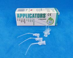 Аппликаторы для Эндо-аспиратора эластичные 21G 56мм, d-0.8-0.6мм, Сerkamed, 20шт.