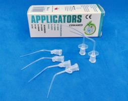 Аппликаторы для Эндо-аспиратора эластичные 25G 41мм, d-0.5-0.3мм, Сerkamed, 20шт.