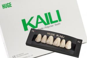 Зубы KAILI фронт верх A2 T6